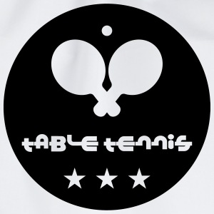 Table Tennis T-Shirts - Turnbeutel