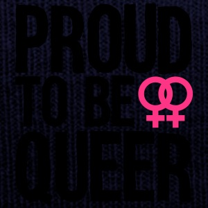 proud to be queer - lesbian T-Shirts - Winter Hat
