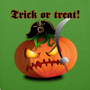 jack trick or treat pirate a - Bio stoffen tas