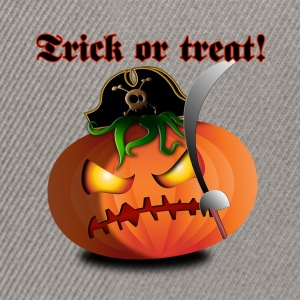 jack trick or treat pirate a - Snapback cap