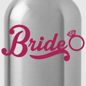Bride T-Shirts - Water Bottle