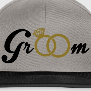 Groom T-Shirts - Snapback Cap