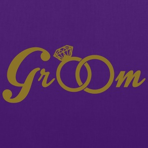 Groom T-Shirts - Stoffbeutel
