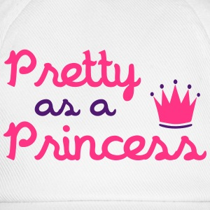Pretty As A Princess Sweat-shirts - Casquette classique