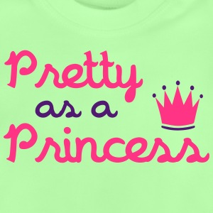 Pretty As A Princess Hoodies - Baby T-Shirt