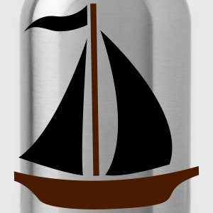Sailing Boat T-Shirts - Water Bottle