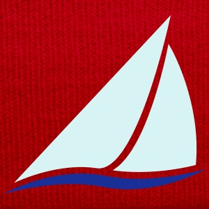 Sailing Boat Logo T-Shirts - Winter Hat