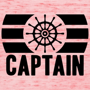 Captain Logo Design Magliette - Top da donna della marca Bella