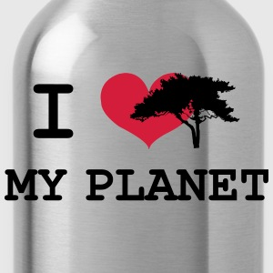 I Love my Planet Tee shirts - Gourde
