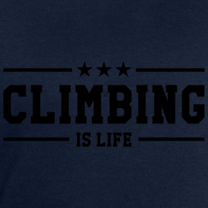 Climbing is life ! Tee shirts - Sweat-shirt Homme Stanley & Stella