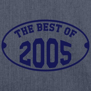 The Best of 2005 T-Shirts - Shoulder Bag made from recycled material