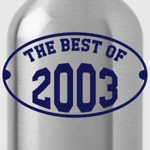 The Best of 2003 Shirts - Water Bottle