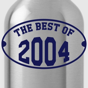 The Best of 2004 Shirts - Water Bottle