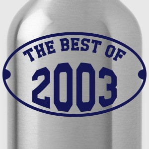 The Best of 2003 T-Shirts - Water Bottle