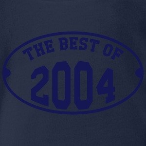 The Best of 2004 Tee shirts - Body bébé bio manches courtes