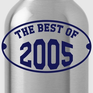 The Best of 2005 Shirts - Water Bottle