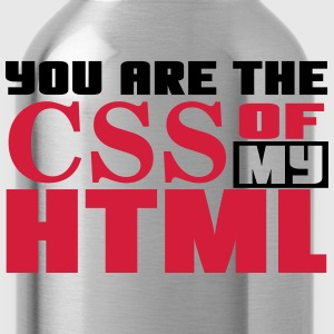 You are the CSS of my HTML Tee shirts - Gourde