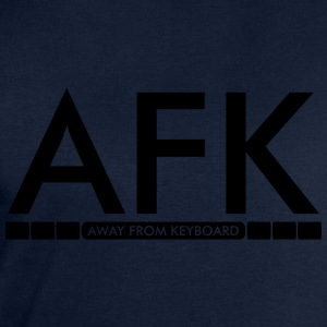 AFK - Away from keyboard T-shirts - Herresweatshirt fra Stanley og Stella