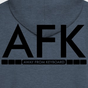 AFK - Away from keyboard Tee shirts - Veste à capuche Premium Homme