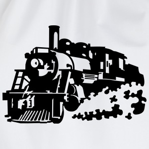 Locomotive T-Shirts - Drawstring Bag
