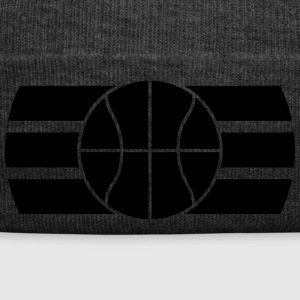 Basketball Logo Design Camisetas - Gorro de invierno