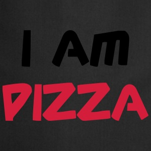 I am Pizza T-shirts - Forklæde