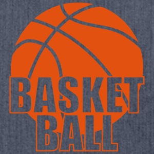 Basketball T-Shirts - Shoulder Bag made from recycled material