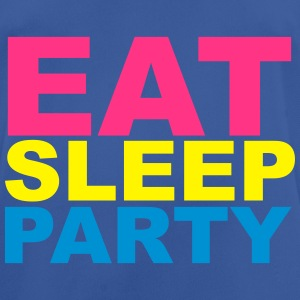 Eat Sleep Party Sweaters - mannen T-shirt ademend