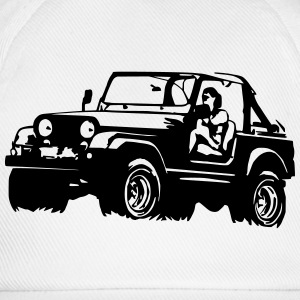 Jeep Softtop T-Shirts - Baseball Cap