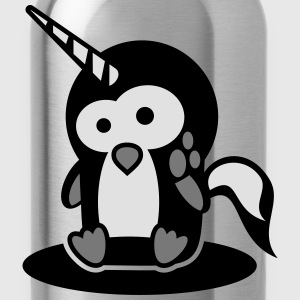 Pinguin Maverick - fabelhafter Stachelpinguin Shirts - Water Bottle