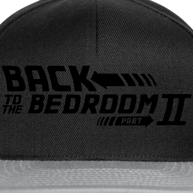 Back to the bedroom