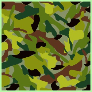 camouflage T-Shirts - Baby T-Shirt