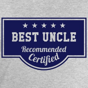 Best Uncle T-Shirts - Men's Sweatshirt by Stanley & Stella