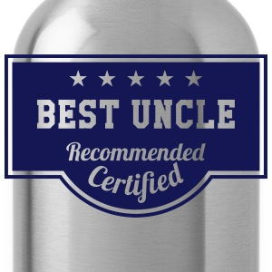 Best Uncle T-Shirts - Water Bottle