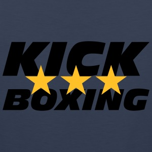 Kick Boxing T-Shirts - Men's Premium Tank Top