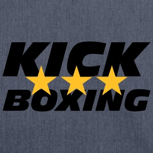 Kick Boxing T-Shirts - Schultertasche aus Recycling-Material