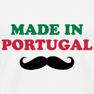 Made in Portugal Pullover & Hoodies - Männer Premium T-Shirt