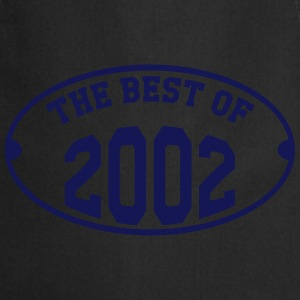 The Best of 2002 T-Shirts - Kochschürze