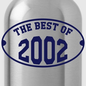 The Best of 2002 T-Shirts - Trinkflasche