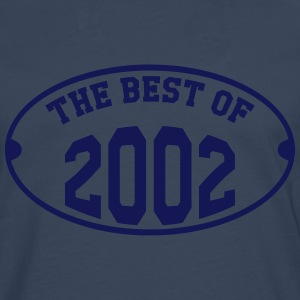 The Best of 2002 T-Shirts - Männer Premium Langarmshirt