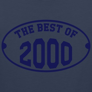 The Best of 2000 Magliette - Canotta premium da uomo