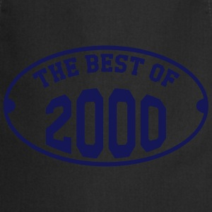 The Best of 2000 T-Shirts - Kochschürze