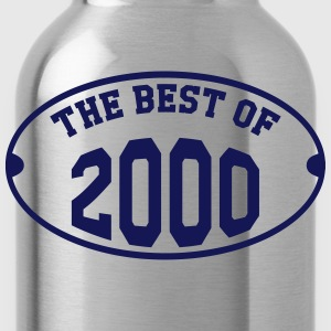 The Best of 2000 T-Shirts - Water Bottle