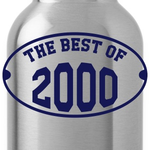 The Best of 2000 T-Shirts - Trinkflasche