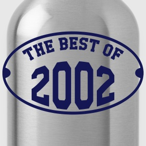 The Best of 2002 T-Shirts - Water Bottle