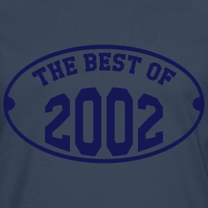 The Best of 2002 T-shirts - Mannen Premium shirt met lange mouwen
