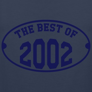 The Best of 2002 T-shirts - Mannen Premium tank top