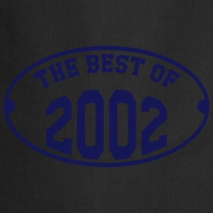The Best of 2002 Shirts - Cooking Apron
