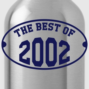 The Best of 2002 Shirts - Water Bottle