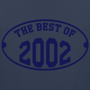 The Best of 2002 Magliette - Canotta premium da uomo